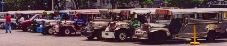 Jeepney Philippines Public Transport