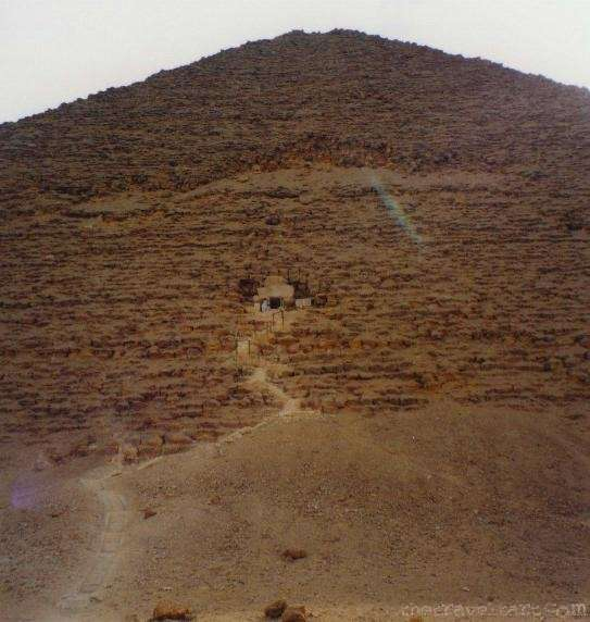 Egyptian Pyramids Inside