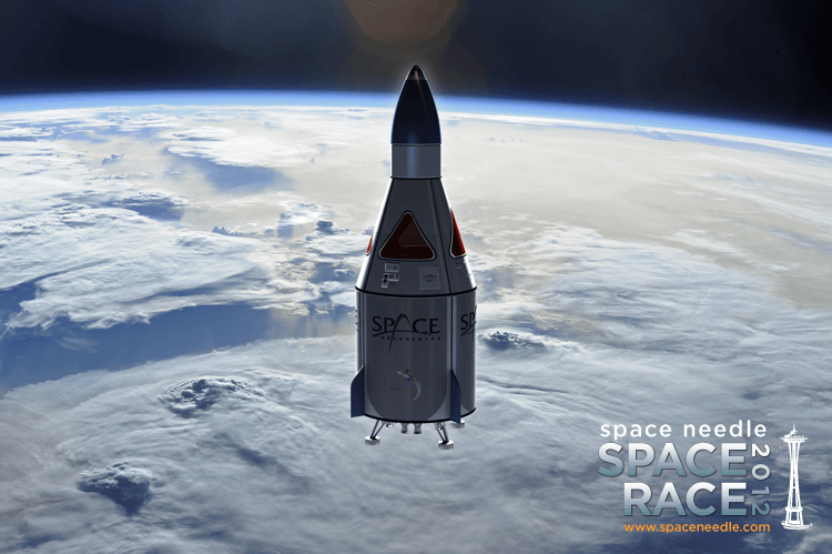 Space Travel - Win a Trip To Space
