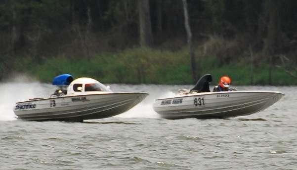 Power Boat Racing In Australia - Bundy Thunder