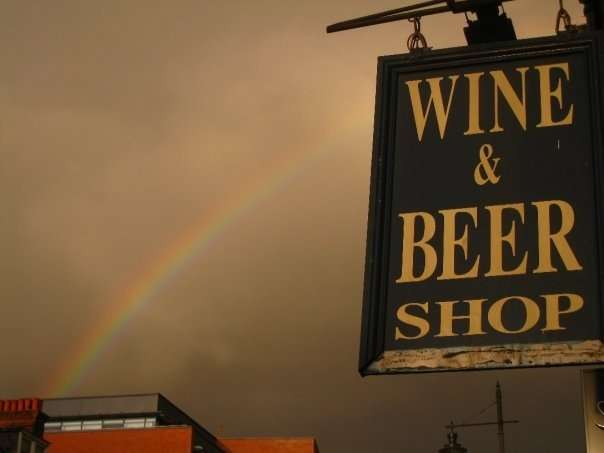 Funny Pub Photos - Pot Of Gold At The End Of The Rainbow