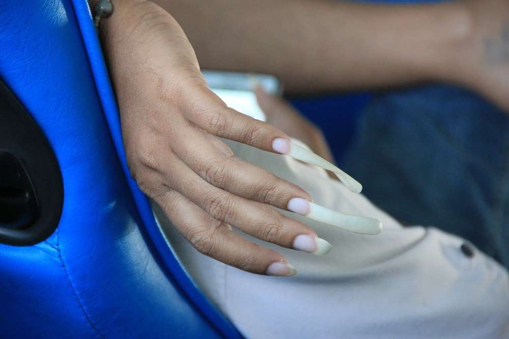 Long Fingernails for Men from Thailand! | The Travel Tart Blog