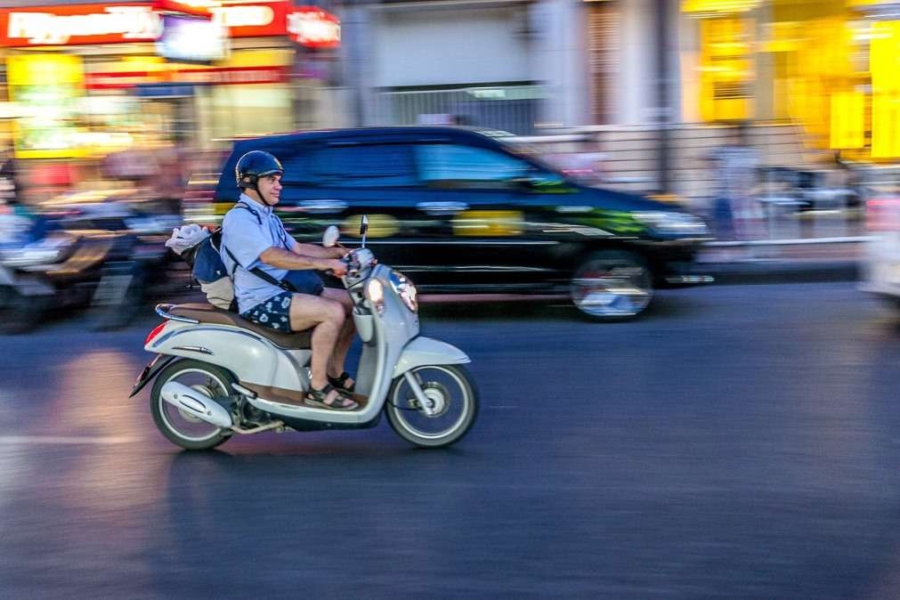 Scooter Rental in Thailand